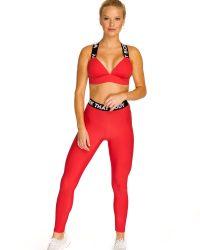 "KEO Sportswear Bombshell hosszúnadrág ""Red"""