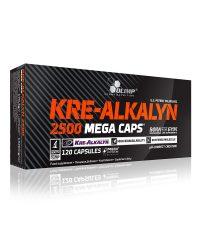 OLIMP KRE-ALKALYN 2500 MEGA CAPS KREATIN 120 KAPSZULA