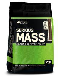 Optimum Nutrition Serious Mass (5450g)