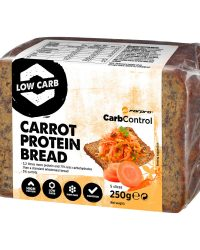 FORPRO CARROT PROTEIN BREAD – 250G