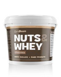 Nuts & Whey fehérjés mogyoróvaj (1000g)