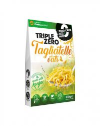 Forpro Triple Zero Pasta – Tagliatelle with Oats