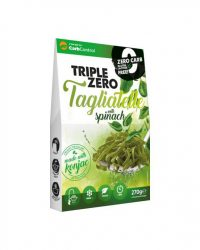 Forpro Triple Zero Pasta – Tagliatelle with Spinach